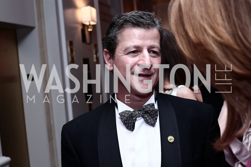 CNMC Chief of Surgery Dr. Tony Sandler. Photo by Tony Powell. 2016 Children's Ball. Ritz Carlton. April 15, 2016