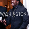 NFL running back Melvin Gordon. Photo by Tony Powell. 2016 Children's Ball. Ritz Carlton. April 15, 2016