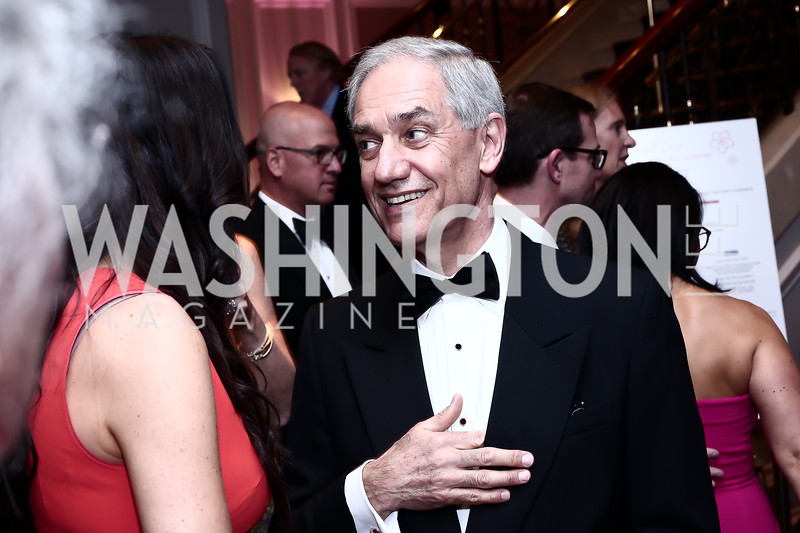 Dr. Richard Jonas. Photo by Tony Powell. 2016 Children's Ball. Ritz Carlton. April 15, 2016
