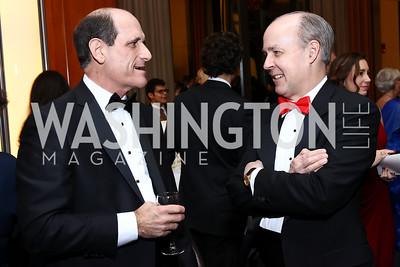 Tim Vuono, Brian McKeon. Photo by Tony Powell. 2016 Choral Arts Gala. Kennedy Center. December 19, 2017