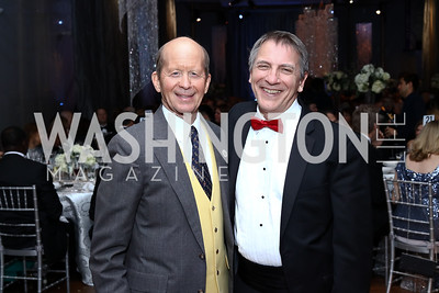William Schuiling, Conductor Scott Tucker. Photo by Tony Powell. 2016 Choral Arts Gala. Kennedy Center. December 19, 2017