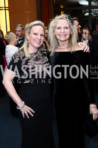 Olwen Pongrace, Maeve Rigler. Photo by Tony Powell. 2016 Choral Arts Gala. Kennedy Center. December 19, 2017