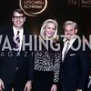 Jeff Wilson, Cynthia Steele Vance, Mark Lowham. Photo by Tony Powell. 2016 Exotic Car & Luxury Lifestyle Reception. Convention Center. January 20, 2016