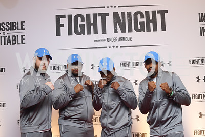 DCB MMA and Athletic Training. Photo by Tony Powell. 2016 Fight Night. Washington Hilton. November 10, 2016