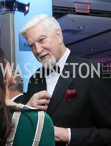 Thomas McMillen. Photo by Tony Powell. 2016 Fight Night. Washington Hilton. November 10, 2016