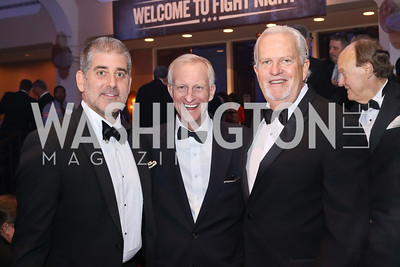 Jarrod Patten, Jack Evans, Jack Davies. Photo by Tony Powell. 2016 Fight Night. Washington Hilton. November 10, 2016