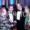 Leslie and Dr. David Nelson, Philip Cantelon and Eileen McGuckian. Photo by Tony Powell. 2016 Georgetown Pediatrics Gala. Mellon Auditorium. April 2, 2016
