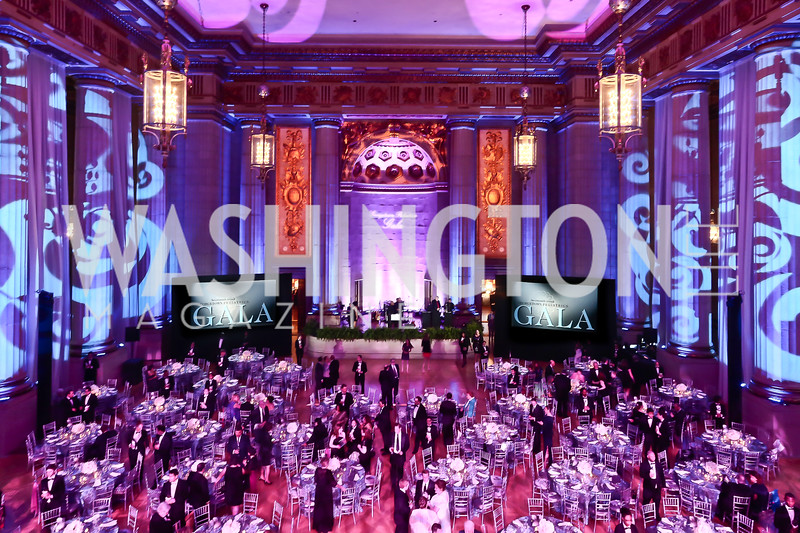 Photo by Tony Powell. 2016 Georgetown Pediatrics Gala. Mellon Auditorium. April 2, 2016