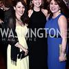 Julie Lowe, Kristen Claus, Rachel Taninecz. Photo by Tony Powell. 2016 Georgetown Pediatrics Gala. Mellon Auditorium. April 2, 2016