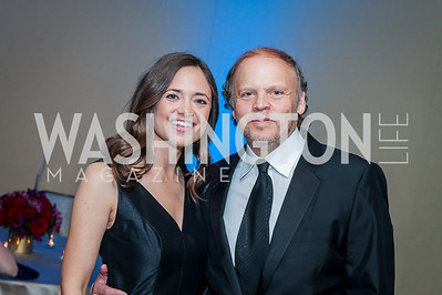 Sally and Mark Ein. Photo by Tony Powell. 2016 Georgetown Rocks CAG Gala. Four Seasons. October 22, 2016