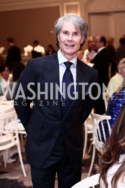 Thomas Pheasant. Photo by Tony Powell. 2016 Great Ladies Luncheon. Ritz Carlton. April 13, 2016