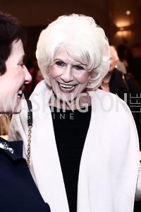 Diane Rehm. Photo by Tony Powell. 2016 Great Ladies Luncheon. Ritz Carlton. April 13, 2016
