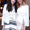 Jen Sheridan, Kelly Halpern. Photo by Tony Powell. 2016 Great Ladies Luncheon. Ritz Carlton. April 13, 2016