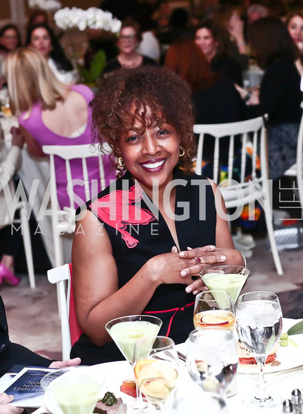 Gina Adams. Photo by Tony Powell. 2016 Great Ladies Luncheon. Ritz Carlton. April 13, 2016