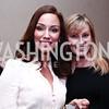 Kristin Cecchi, Dondi Dahlgaard. Photo by Tony Powell. 2016 Great Ladies Luncheon. Ritz Carlton. April 13, 2016