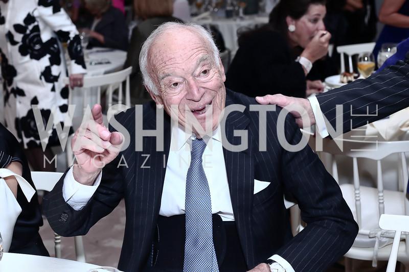 Leonard Lauder. Photo by Tony Powell. 2016 Great Ladies Luncheon. Ritz Carlton. April 13, 2016