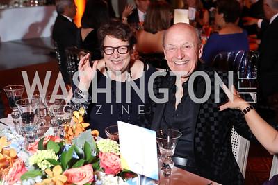 Amy Austin, Victor Shargai. Photo by Tony Powell. 2016 Harman Gala. Building Museum. September 25, 2016
