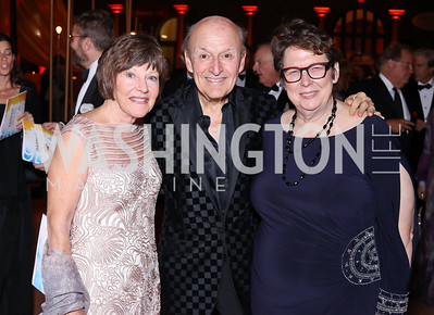 Helen Carey, Victor Shargai, Amy Austin. Photo by Tony Powell. 2016 Harman Gala. Building Museum. September 25, 2016