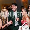 Colleen Hayes, Michael Graceffa, Jamie Howes, DJ Petrosino. Photo by Tony Powell. 2016 Helen Hayes Awards Dance Party. 9:30 Club. May 23, 2016