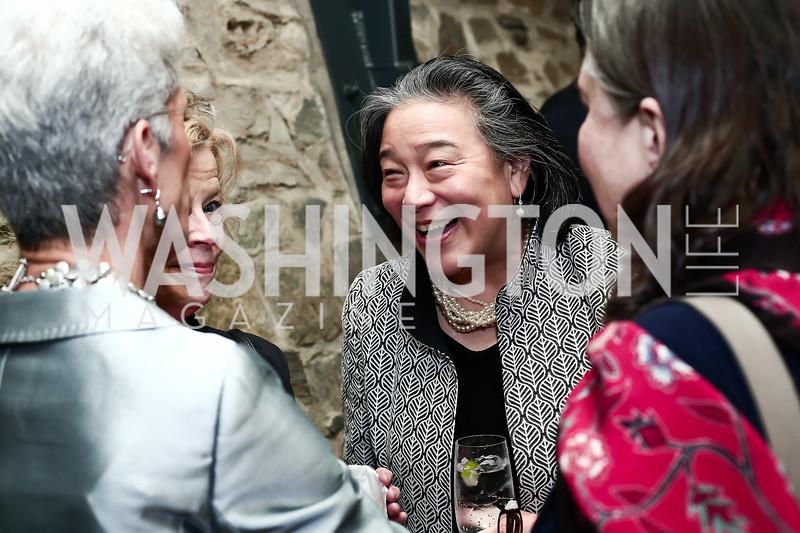 Tina Tchen. Photo by Tony Powell. 2016 Hillary Rodham Clinton Awards Dinner. Halcyon House. February 22, 2016