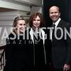 Jeanne Ruesch, Leslie Cunningham, Rep. John Delaney. Photo by Tony Powell. 2016 Hillary Rodham Clinton Awards Dinner. Halcyon House. February 22, 2016