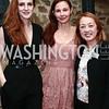 Kate Goodall, Ashley Judd, Sachiko Kuno. Photo by Tony Powell. 2016 Hillary Rodham Clinton Awards Dinner. Halcyon House. February 22, 2016