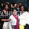 Balu Forna, Beatrice Conceh, Alima Mustapha. Photo by Tony Powell. 2016 Hillary Rodham Clinton Awards Dinner. Halcyon House. February 22, 2016