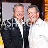 Steve Buckhantz, Bruce Levenson. Photo by Tony Powell. 2016 Hope for Henry Benefit. Pinstripes. September 20, 2016