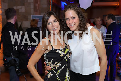 Jen Haber, Meredith Cymerman. Photo by Tony Powell. 2016 Hope for Henry Benefit. Pinstripes. September 20, 2016