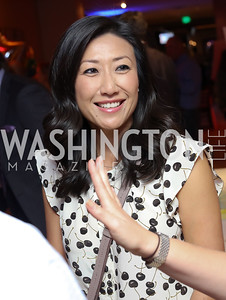 Eun Yang. Photo by Tony Powell. 2016 Hope for Henry Benefit. Pinstripes. September 20, 2016