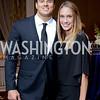 Ryan Kerrigan, Jessica Mazura. Photo by Tony Powell. 2016 INOVA Honors Dinner. Ritz Carlton Tysons. September 30, 2016