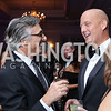 Michael Schoenfeld, Marc Anderson. Photo by Tony Powell. 2016 INOVA Honors Dinner. Ritz Carlton Tysons. September 30, 2016