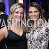 Ashley Baker, Catalina Bernier. Photo by Tony Powell. 2016 INOVA Honors Dinner. Ritz Carlton Tysons. September 30, 2016