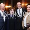 Lloyd and Ann Hand, Mexico Amb. Carlos Sada and Maria Elena Sada. Photo by Tony Powell. 2016 ISH Global Leadership Dinner. ISH. September 8, 2016