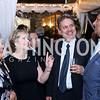 Shaista Mahmood, Lisa Barry, Greece Amb. Haris Lalacos, Ray Mahmood. Photo by Tony Powell. 2016 ISH Global Leadership Dinner. ISH. September 8, 2016