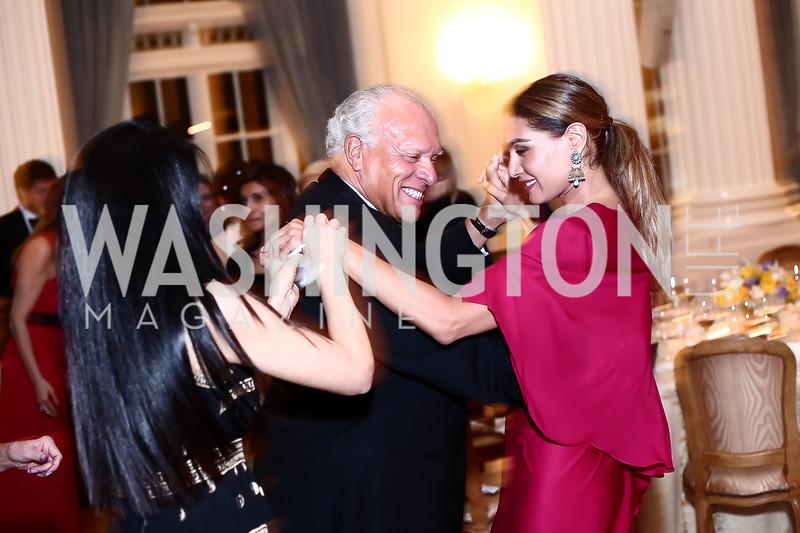 Andrew Lluberes, Lara Dizeyee. Photo by Tony Powell. 2016 Innocents at Risk Gala. OAS. April 19, 2016
