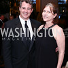 Doug Gansler and Laura Leedy Gansler. Photo by Tony Powell. 2016 Innocents at Risk Gala. OAS. April 19, 2016