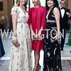 Amra Fazlic, Lara Dizeyee, Nazgol Fearnow. Photo by Tony Powell. 2016 Innocents at Risk Gala. OAS. April 19, 2016
