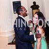 Rahsaan Bernard, Gabriella Robayo. Photo by Tony Powell. 2016 Innocents at Risk Gala. OAS. April 19, 2016
