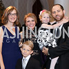 Sarah and Lucas Greider, Sage Bolte, Liv and Mike Greider. Photo by Tony Powell. 2016 Hisaoka Gala. Omni Shoreham. September 17, 2016