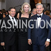 Dennis Greene, Cynthia Steele Vance, Mark Lowham. Photo by Tony Powell. 2016 Hisaoka Gala. Omni Shoreham. September 17, 2016