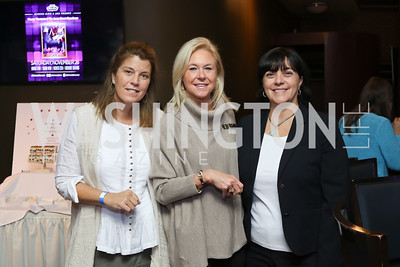 Vicky Lawford, Julie Chase, Margaret Kaplow. Photo by Tony Powell. 2016 Kara Kennedy Brunch. November 13, 2016
