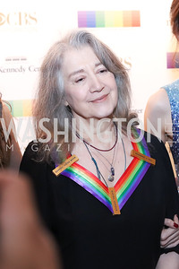 Honoree Martha Argerich. Photo by Tony Powell. 2016 Kennedy Center Honors Red Carpet. December 4, 2016
