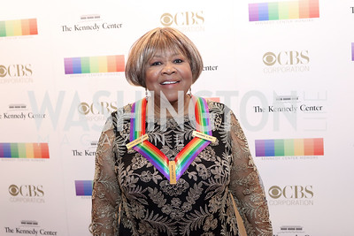 Honoree Mavis Staples. Photo by Tony Powell. 2016 Kennedy Center Honors Red Carpet. December 4, 2016