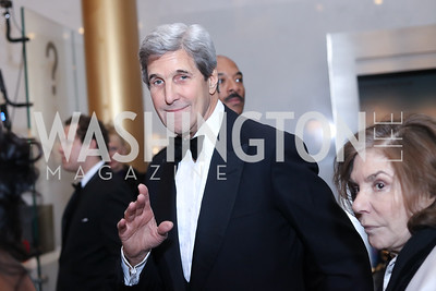 Sec. John Kerry. Photo by Tony Powell. 2016 Kennedy Center Honors Red Carpet. December 4, 2016