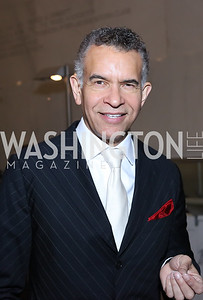 Brian Stokes Mitchell. Photo by Tony Powell. 2016 Kennedy Center Honors Red Carpet. December 4, 2016