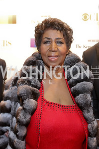 Aretha Franklin. Photo by Tony Powell. 2016 Kennedy Center Honors Red Carpet. December 4, 2016