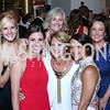 Caroline Wendling, Annie Goetz, Lori Wendling, Julie Hinkel, Jane Goetz, Gretchen Hinkel. Photo by Tony Powell. 2016 Kennedy Center Spring Gala. June 5, 2016