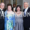 Thomas Daffron and Sen. Susan Collins, Carol Schwartz, Stuart Bernstein. Photo by Tony Powell. 2016 Kennedy Center Spring Gala. June 5, 2016