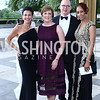 Giselle Fernandez, Deborah Rutter and Peter Ellefson, Michelle Burton. Photo by Tony Powell. 2016 Kennedy Center Spring Gala. June 5, 2016